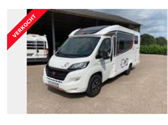 Burstner Travel Van 620...
